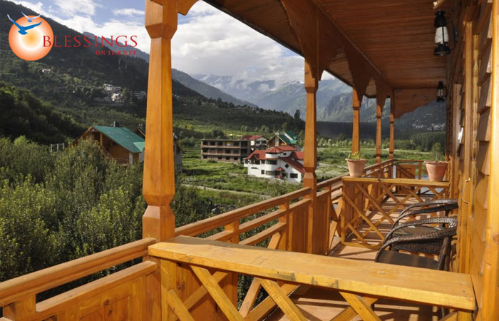 Sandhya Resort And Spa, Manali