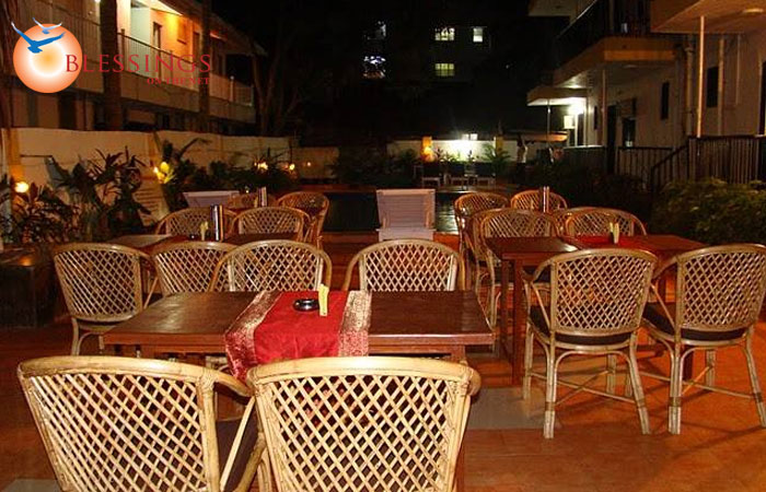 Rahi Coral Beach Resort, Calangute