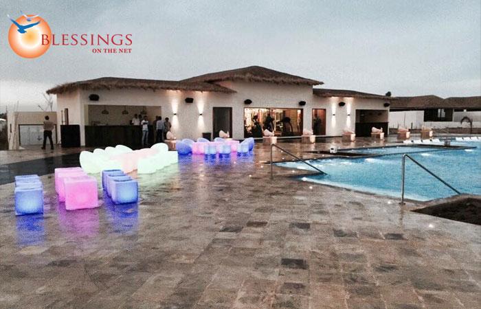Serena Beach Resort Facilities