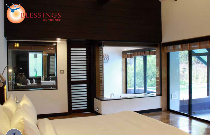 Ibnii Spa Resort, Coorg