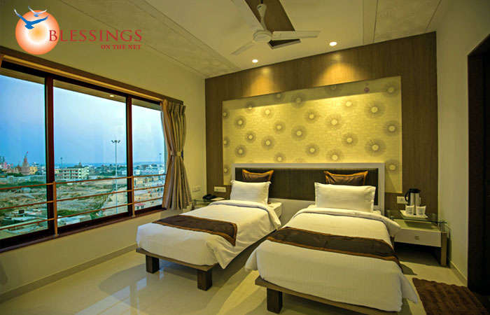 Manek The Ocean View, Dwarka