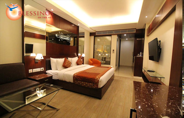 Hotel Golden Grand, Delhi