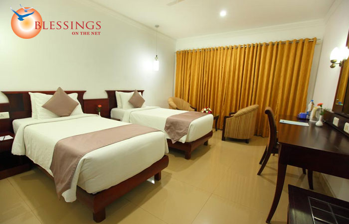 Hotel The Dunes Continental, Cochin