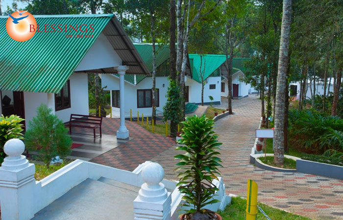 Misty Lake Resort, Munnar