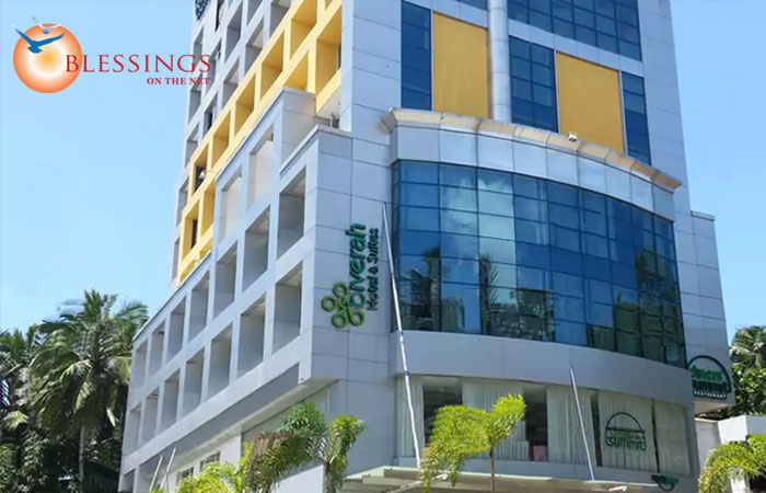 Biverah Hotel And Suites, Thiruvananthapuram