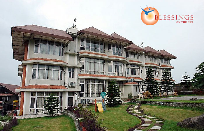 Club Mahindra's Hotel Kangra Valley