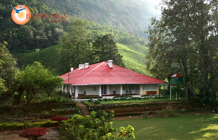 Kannan Devan Tea Bungalows