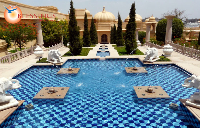 The Oberoi Udaivilas Contact