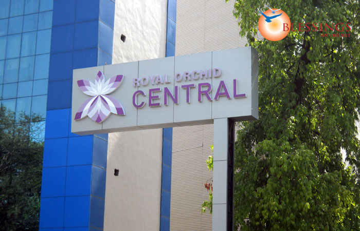 Royal Orchid Central