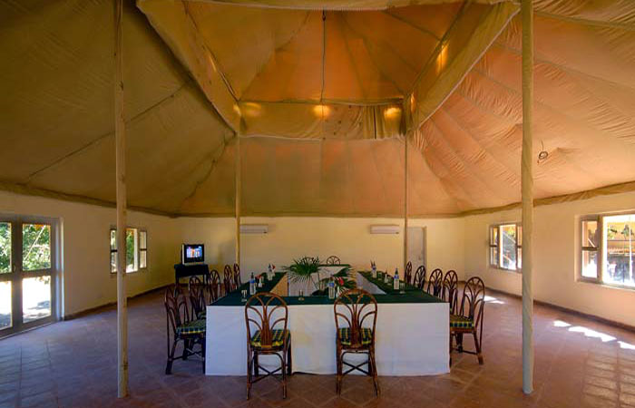The Lion Safari Camp