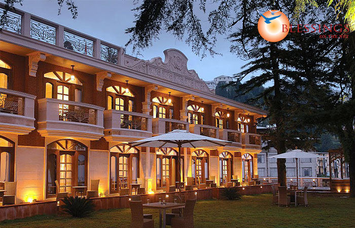 The Golden Palms Hotel And Spa Sylverton, Mussoorie
