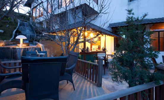 The Terraces Resort