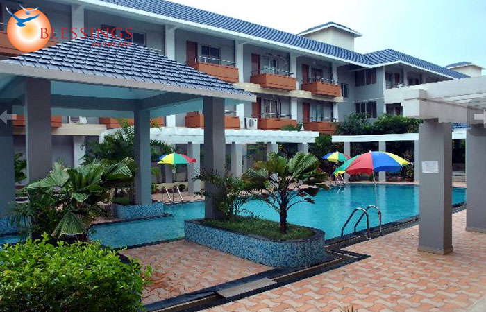 Blue Lily Beach Resort, Puri