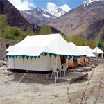 Nubra Ethnic Camp