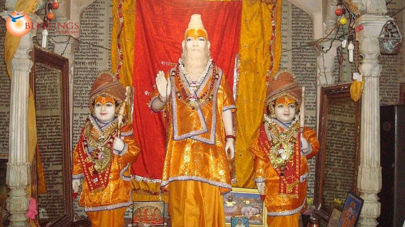 Brahmarishi Vishwamitra