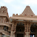 Chatarpur Temple