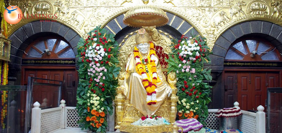 Tour Shirdi Vani Shaktipeeth Triambakeshwar Shanishingnapur from Pune 2 Night 3 Days