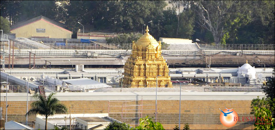 Tirupati  from Chennai 1 Night 2 Days