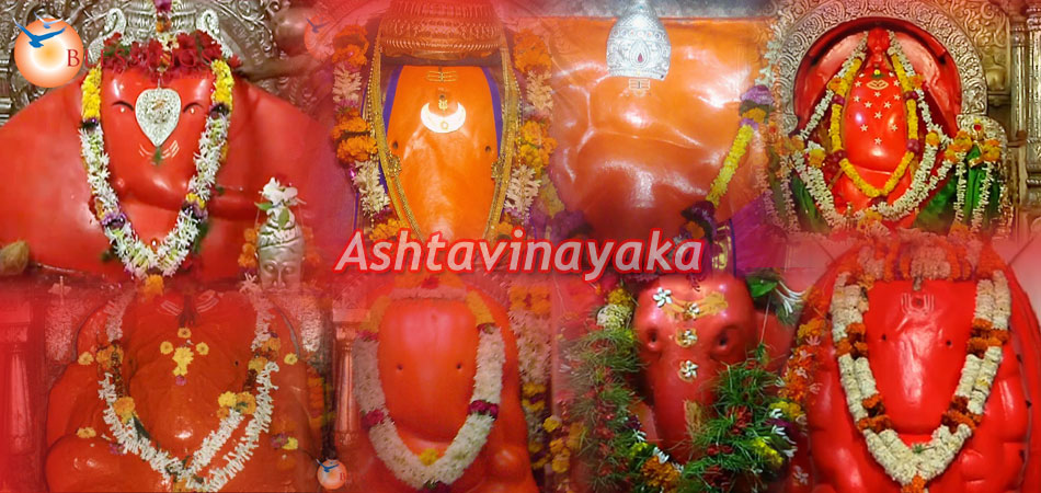 Ashtavinayak Tour from Mumbai 2 Night 3 Days