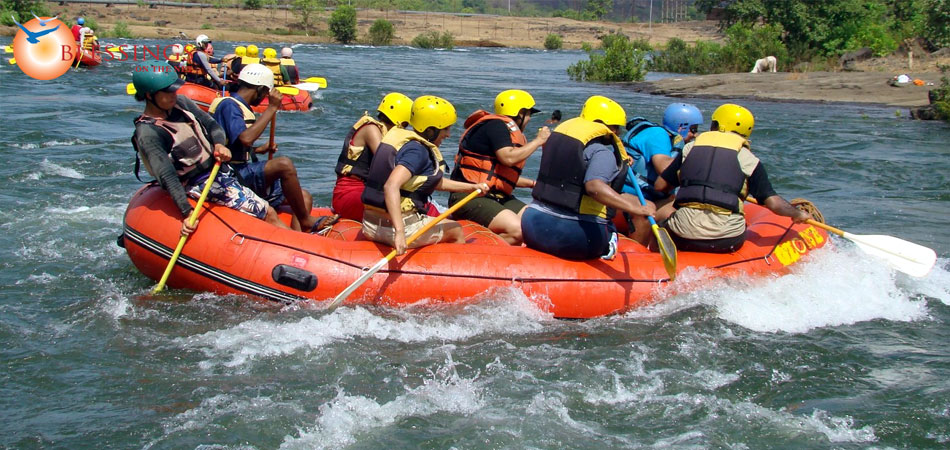 Adventure Tour Kolad from Mumbai / Pune
