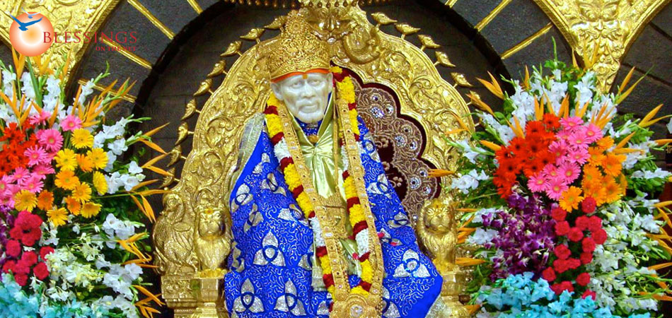 Shirdi  Nine Jyotirlinga of Maharashtra  MP Gujarat