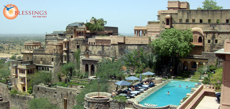Weekend Getaway Neemrana Fort