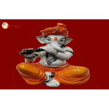 Flute Ganesha 30147
