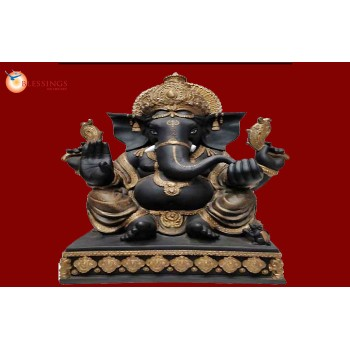 Ganesha Black Gold 30165
