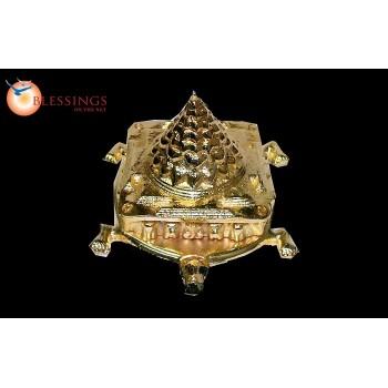 Koorm Pristhiya Ashtadhatu 4 Inch
