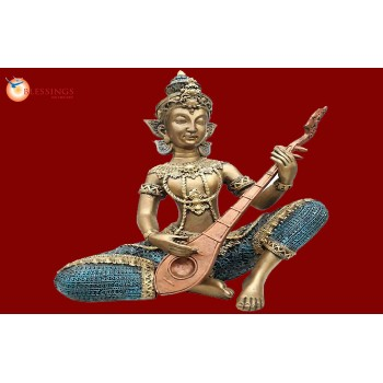 Pandit Musician Big Blue 30301